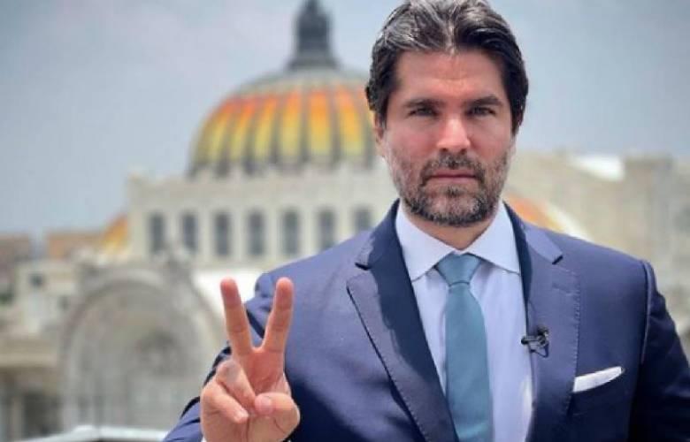 Suspende Twitter la cuenta de Eduardo Verástegui por mensajes antivacunas