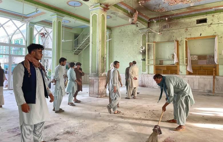 Mueren 33 personas y 75 heridos debido a atentado de suicidio en KandaharMueren 33 personas y 75 heridos debido a atentado de suicidio en Kandahar