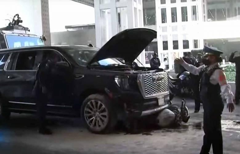 Reportan balacera en el aeropuerto de la CDMX