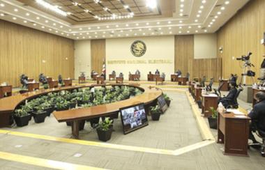 Emite INE Lineamientos para reelección de diputados federales son separarse del cargo